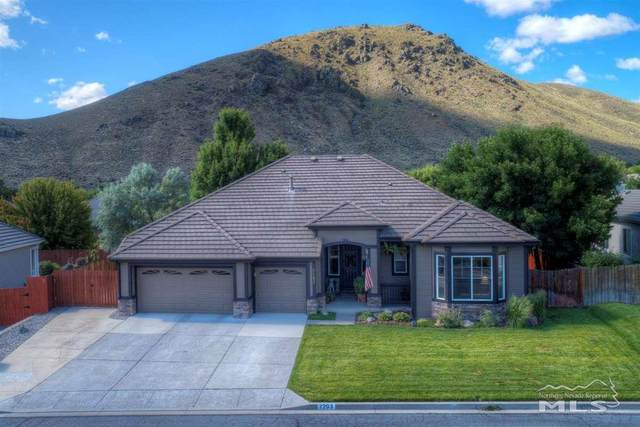 2293 Waterford Place, Carson City, NV 89703 (MLS #200008595) :: Chase International Real Estate