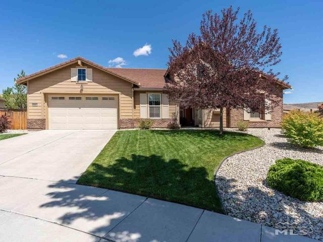 4441 Descent Ct., Sparks, NV 89436 (MLS #200008599) :: NVGemme Real Estate