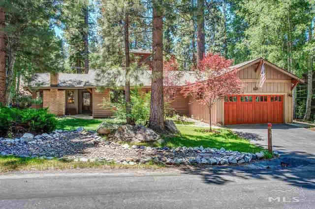 397 Sherwood Drive, Stateline, NV 89449 (MLS #200008603) :: The Craig Team