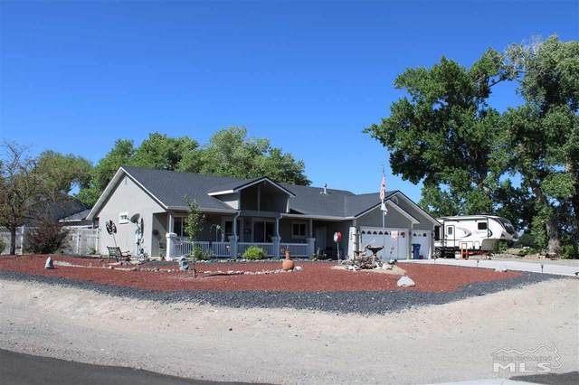 3175 Quick Cal Way, Fernley, NV 89408 (MLS #200008604) :: Chase International Real Estate
