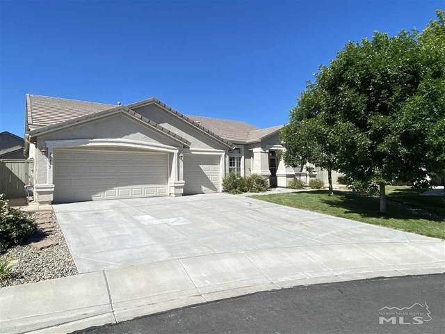 10455 Canyon Country Court, Reno, NV 89521 (MLS #200008605) :: Chase International Real Estate