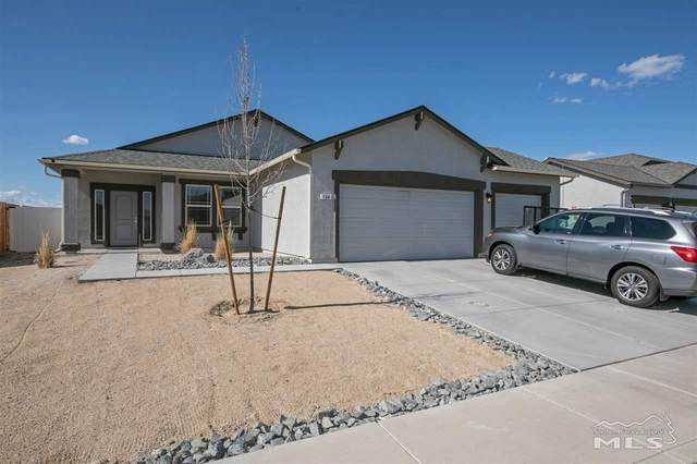 164 Walnut Dr, Fernley, NV 89513 (MLS #200008620) :: Chase International Real Estate