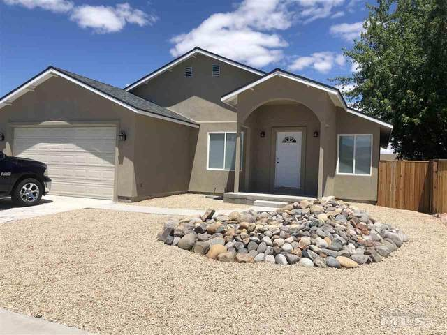 391 A Ben's Way, Fernley, NV 89408 (MLS #200008621) :: Harcourts NV1