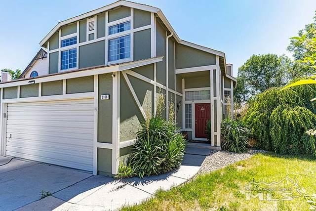2106 Rockdale Dr., Sparks, NV 89434 (MLS #200008628) :: Vaulet Group Real Estate