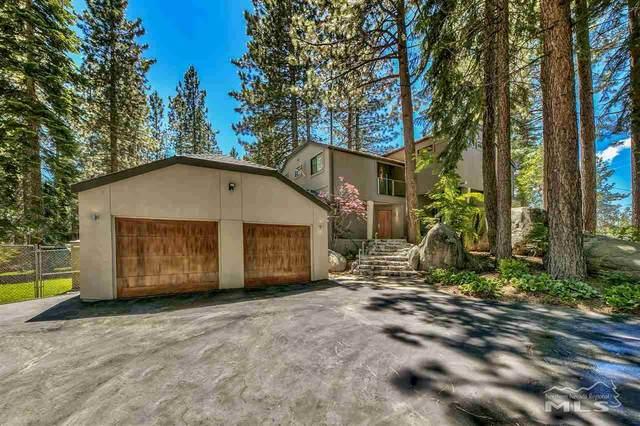 1089 Deer Cliff Drive, Zephyr Cove, NV 89448 (MLS #200008631) :: Chase International Real Estate