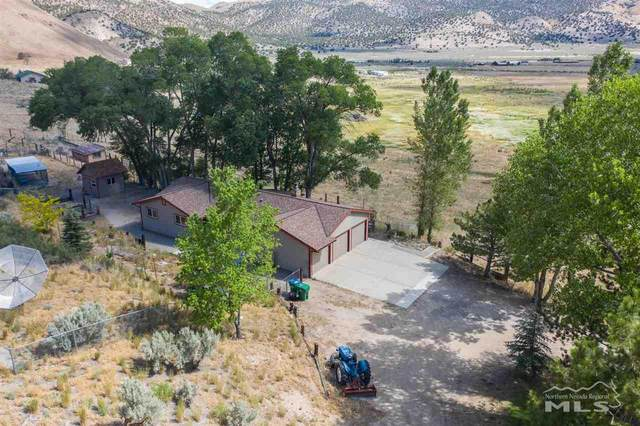 95 Saddle Lane, Reno, NV 89508 (MLS #200008633) :: Chase International Real Estate