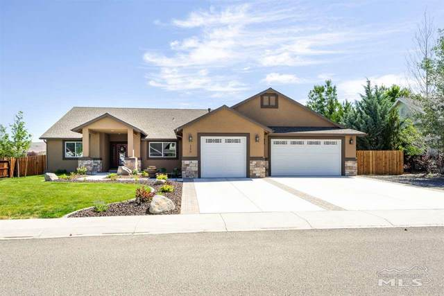 1170 San Marcos, Minden, NV 89423 (MLS #200008634) :: Fink Morales Hall Group