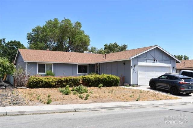 4140 Furnace Creek Drive, Carson City, NV 89706 (MLS #200008641) :: Vaulet Group Real Estate