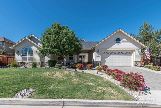 180 Shady Valley, Sparks, NV 89441 (MLS #200008644) :: NVGemme Real Estate