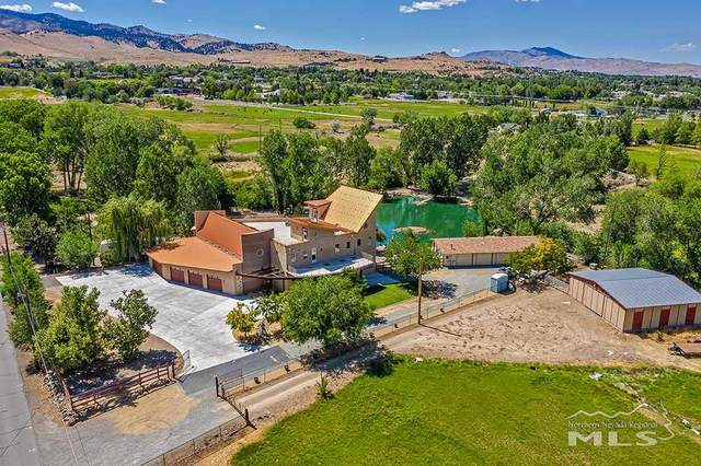 3155 Holcomb Ranch Lane, Reno, NV 89511 (MLS #200008655) :: Craig Team Realty