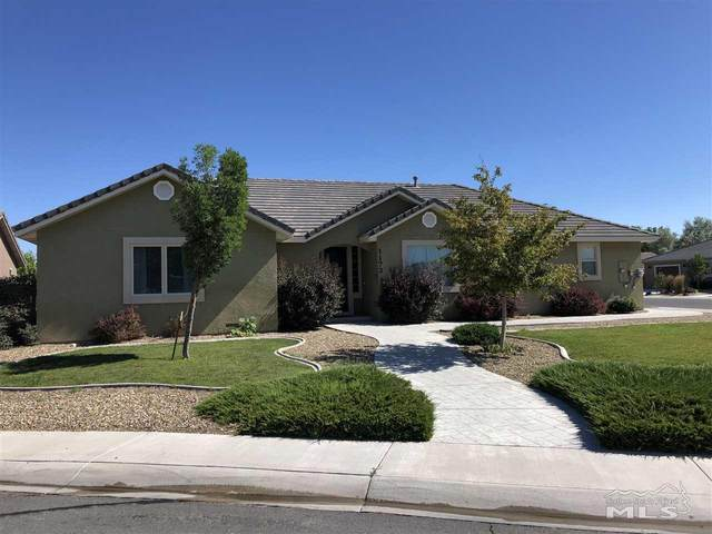 1173 Whitehawk Dr, Fallon, NV 89406 (MLS #200008668) :: Ferrari-Lund Real Estate