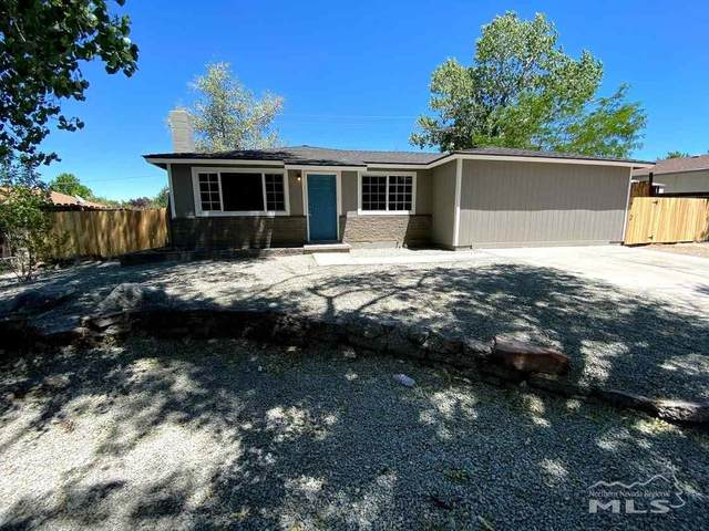 3711 Woodside Dr, Carson City, NV 89701 (MLS #200008675) :: Vaulet Group Real Estate