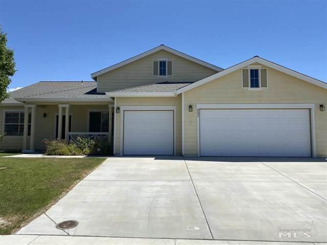 222 Red Wing, Dayton, NV 89403 (MLS #200008678) :: NVGemme Real Estate