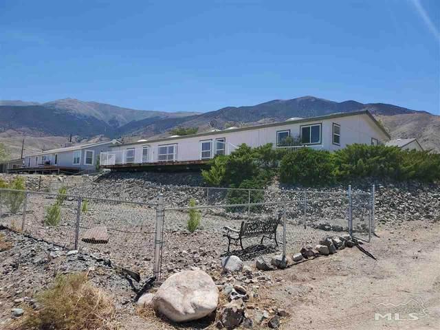 272 Lucille Drive, Walker Lake, NV 89415 (MLS #200008681) :: NVGemme Real Estate