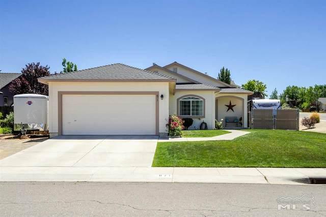 871 Valley Crest Drive, Carson City, NV 89705 (MLS #200008685) :: Ferrari-Lund Real Estate