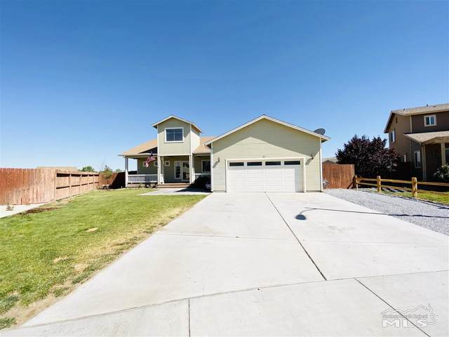 211 Jimmy's Peak Ct., Fernley, NV 89408 (MLS #200008690) :: Chase International Real Estate