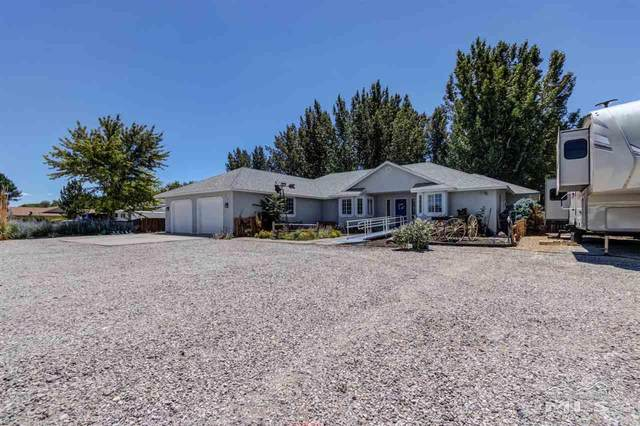 887 Ronald Way, Fallon, NV 89406 (MLS #200008691) :: The Mike Wood Team