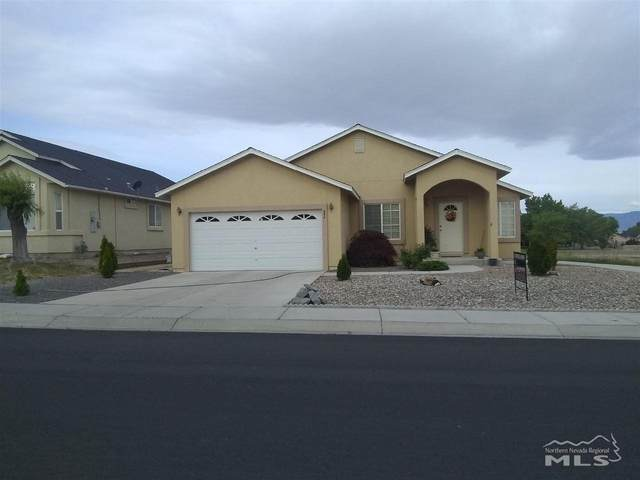 554 Wedge Lane, Fernley, NV 89408 (MLS #200008702) :: Chase International Real Estate