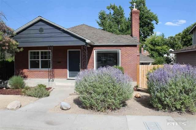 1306 S Arlington, Reno, NV 89509 (MLS #200008706) :: Chase International Real Estate