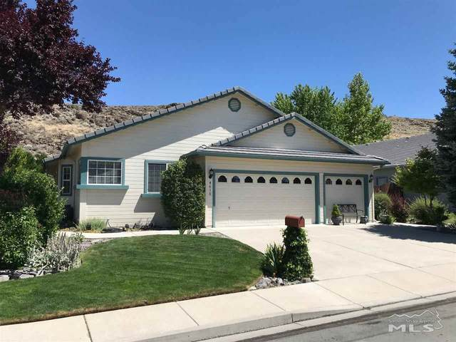 4610 Goodwin Rd., Sparks, NV 89436 (MLS #200008716) :: Fink Morales Hall Group