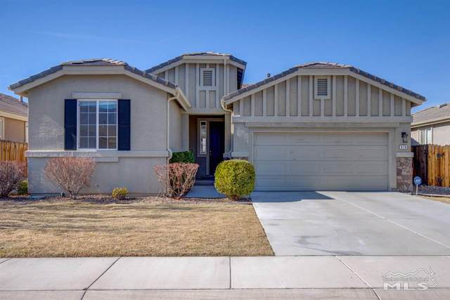 918 Lakeview, Dayton, NV 89403 (MLS #200008723) :: Ferrari-Lund Real Estate
