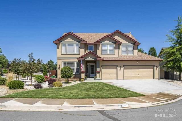 15 Tanea Ct, Reno, NV 89511 (MLS #200008726) :: Ferrari-Lund Real Estate