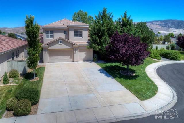 10080 Goler Wash, Reno, NV 89521 (MLS #200008731) :: Ferrari-Lund Real Estate