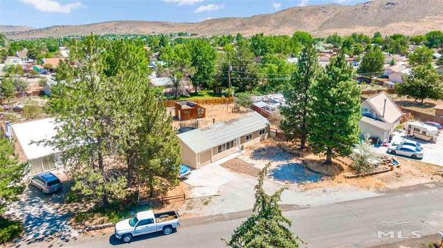 3720 Peregrine Circle, Reno, NV 89508 (MLS #200008742) :: Fink Morales Hall Group
