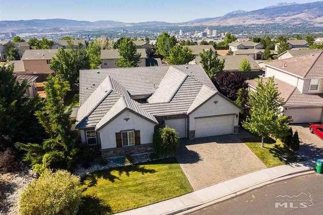 3545 Rock Ridge, Reno, NV 89512 (MLS #200008743) :: Vaulet Group Real Estate