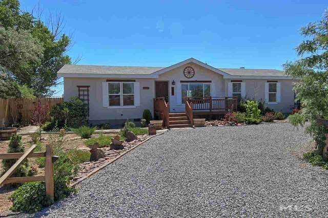 2720 Toiyabe, Silver Springs, NV 89429 (MLS #200008747) :: Fink Morales Hall Group