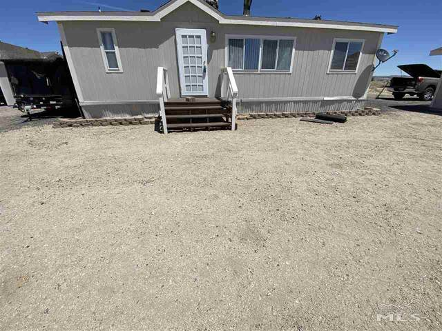 2590 E 7th Street, Silver Springs, NV 89429 (MLS #200008754) :: Chase International Real Estate