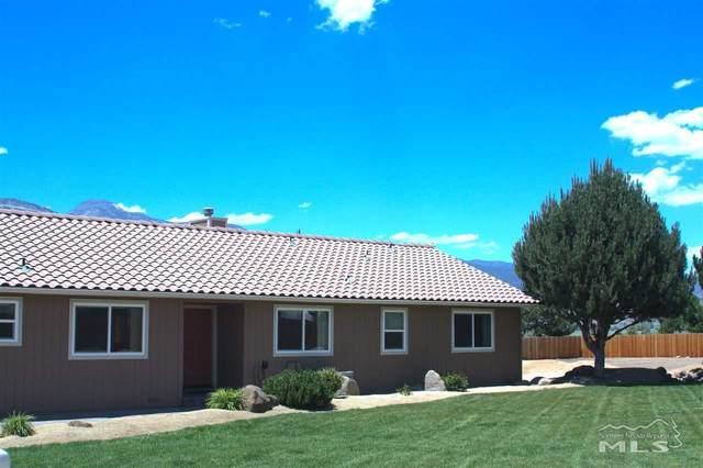 55 Darilyn Ln., Washoe Valley, NV 89704 (MLS #200008761) :: Chase International Real Estate