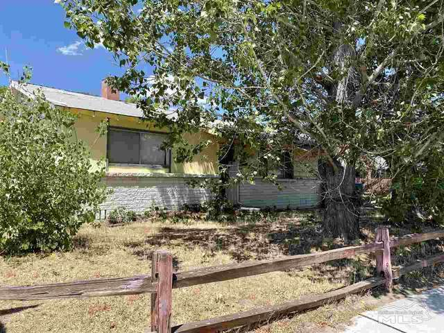 206 E Nye Lane, Carson City, NV 89706 (MLS #200008769) :: Vaulet Group Real Estate