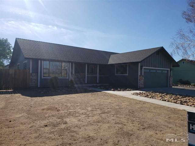 768 Long Valley, Gardnerville, NV 89460 (MLS #200008783) :: Chase International Real Estate