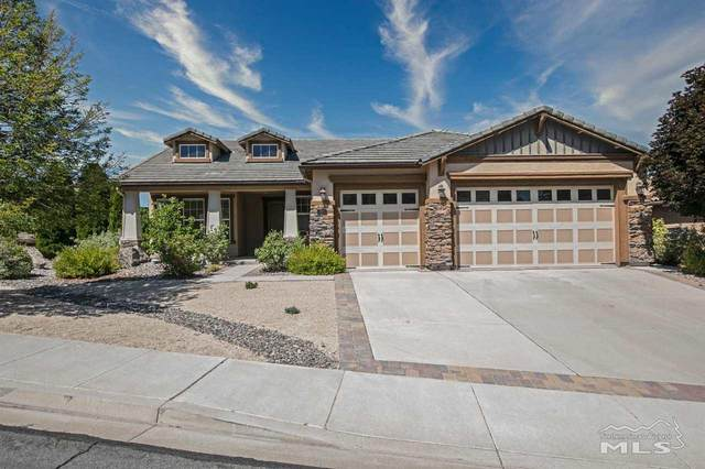 2373 Novara, Sparks, NV 89434 (MLS #200008798) :: The Mike Wood Team