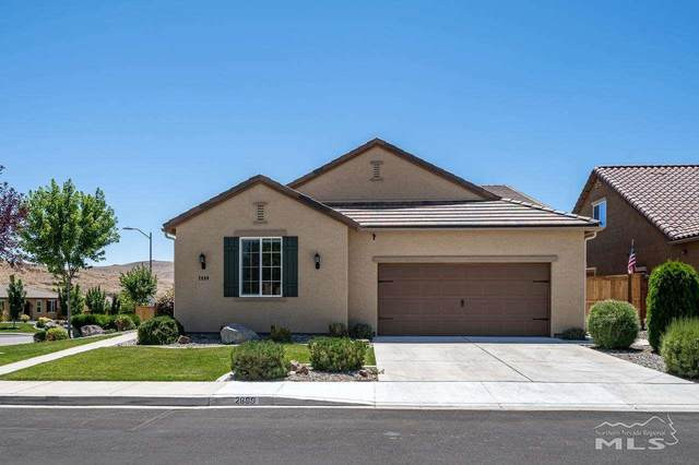 2899 Carbon Ct, Sparks, NV 89436 (MLS #200008800) :: Theresa Nelson Real Estate