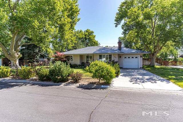 620 Georgia Place, Reno, NV 89509 (MLS #200008808) :: Harcourts NV1