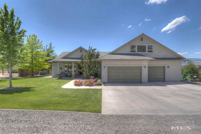 2170 Damon Road, Carson City, NV 89701 (MLS #200008815) :: Ferrari-Lund Real Estate