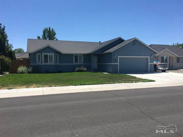 989 Julia Lane, Fernley, NV 89408 (MLS #200008817) :: Chase International Real Estate