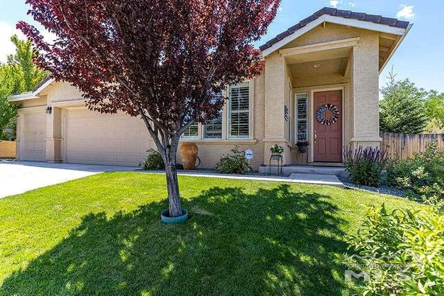 2885 Albazano Court, Sparks, NV 89436 (MLS #200008831) :: Chase International Real Estate
