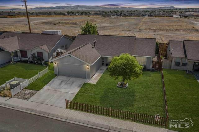 579 Spur Way, Fernley, NV 89408 (MLS #200008835) :: Chase International Real Estate