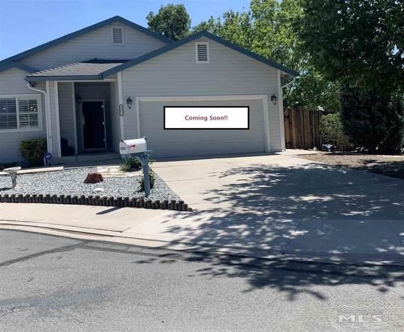 2252 Helga Ct, Sparks, NV 89431 (MLS #200008844) :: Theresa Nelson Real Estate