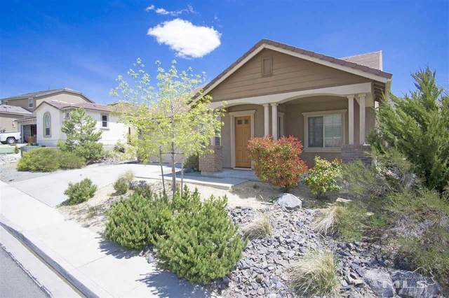 1870 Scott Valley, Reno, NV 89523 (MLS #200008849) :: The Mike Wood Team
