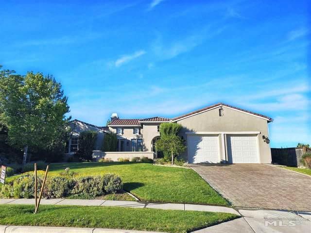 8725 Tom Kite Trail, Reno, NV 89523 (MLS #200008852) :: Vaulet Group Real Estate