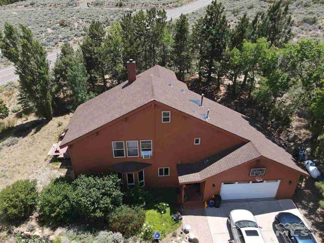2450 Emigrant Trail, Woodfords, Ca, CA 96120 (MLS #200008856) :: Ferrari-Lund Real Estate