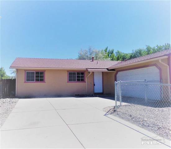 3651 Desatoya, Carson City, NV 89701 (MLS #200008869) :: Vaulet Group Real Estate
