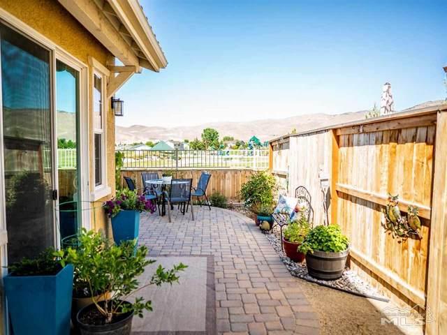 2017 Wind Ranch #B, Reno, NV 89521 (MLS #200008872) :: Chase International Real Estate