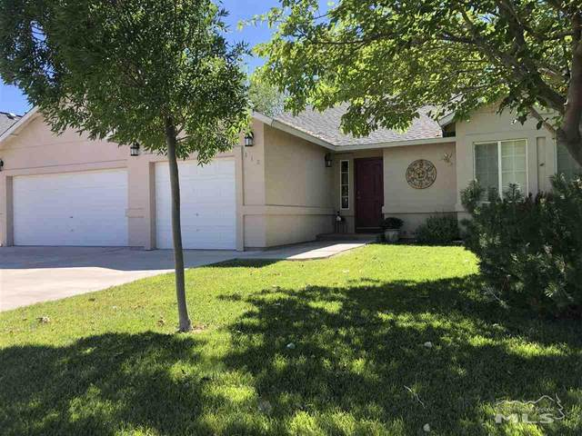 113 Desert Lakes Dr., Fernley, NV 89408 (MLS #200008873) :: Chase International Real Estate