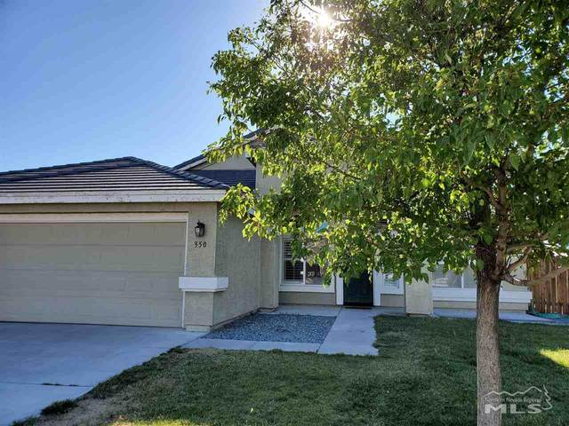 350 Sapphire Way, Fallon, NV 89406 (MLS #200008886) :: NVGemme Real Estate