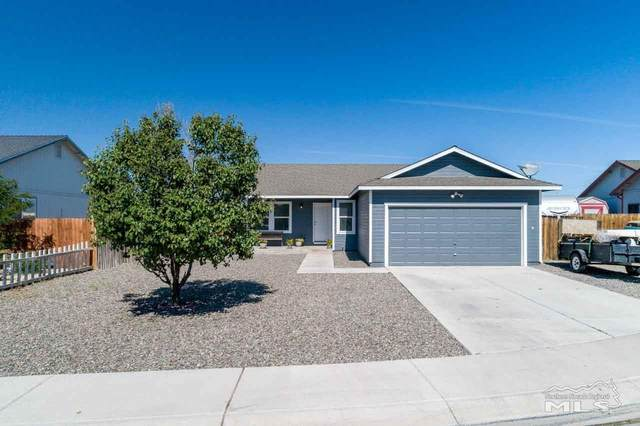 931 Short Cut Lane, Fernley, NV 89408 (MLS #200008900) :: Theresa Nelson Real Estate